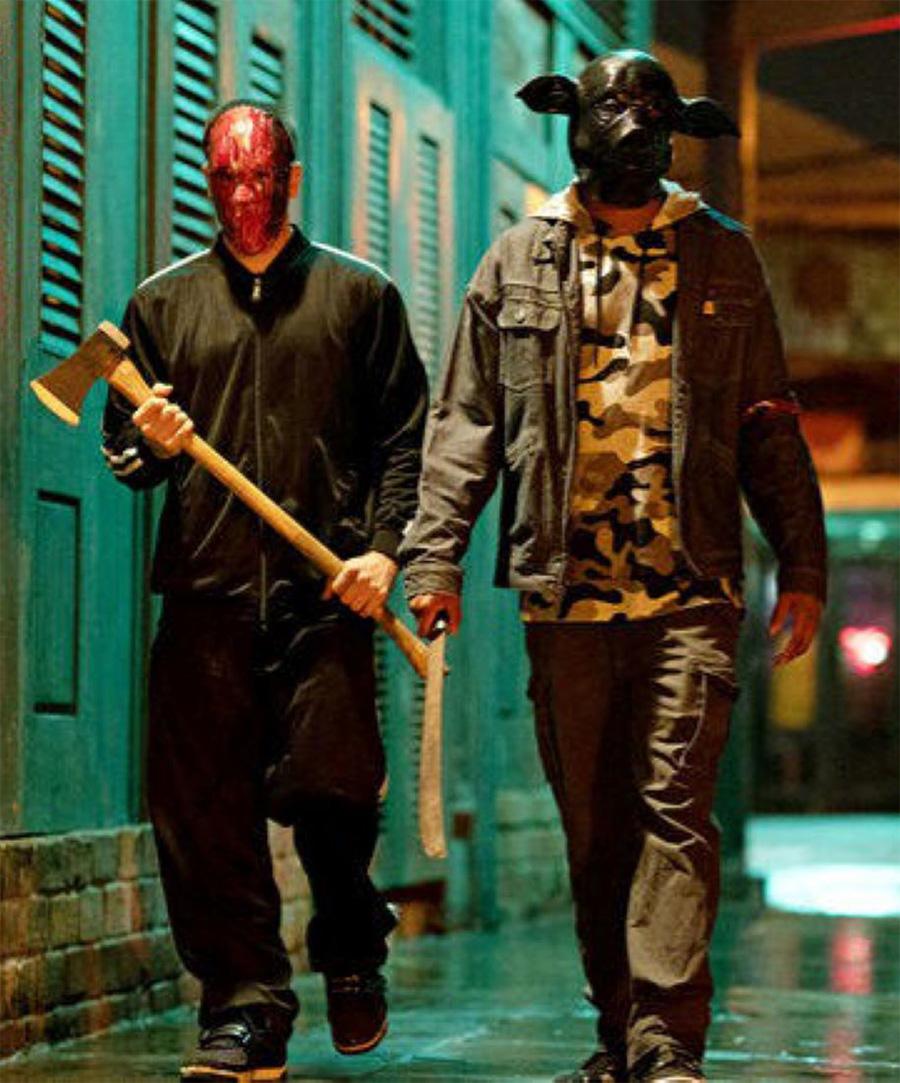The Purge: Trailer da 2ª temporada explora violência da franquia Uma Noite de Crime   Pipoca Moderna
