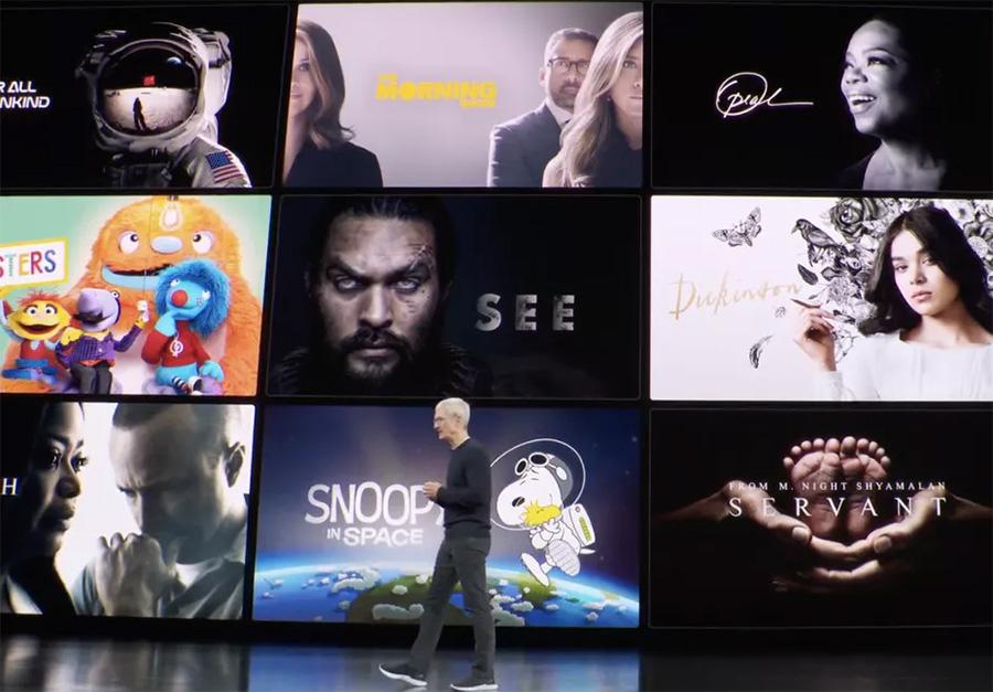 Serviço de streaming da Apple vai chegar antes e será o mais barato do mercado | Pipoca Moderna