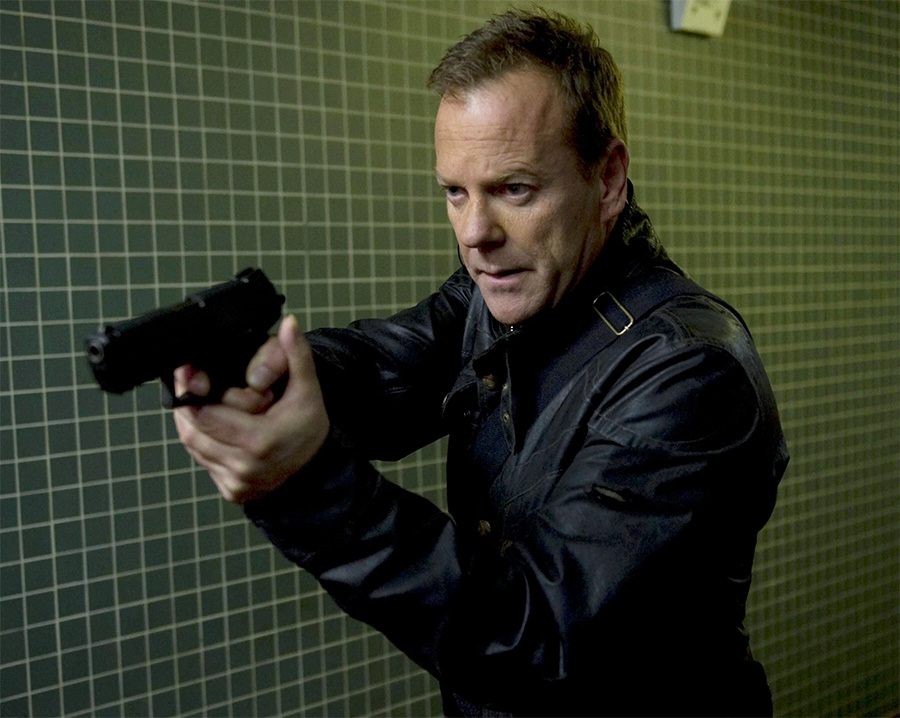 Kiefer Sutherland vai caçar Boyd Holbrook em nova série de O Fugitivo | Pipoca Moderna