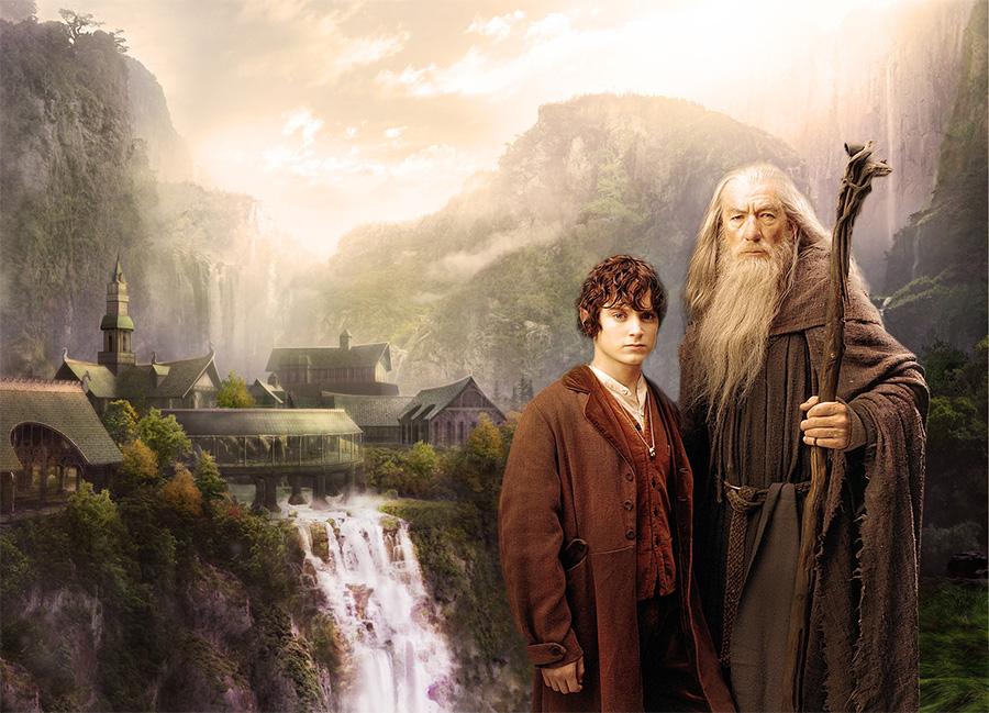 Série do Senhor dos Anéis será gravada nos mesmos cenários dos filmes | Pipoca Moderna