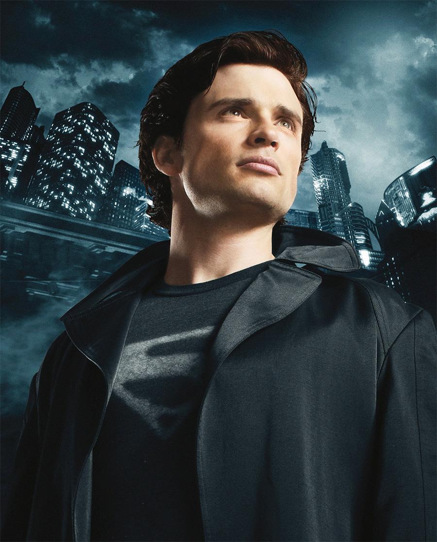 Tom Welling vai repetir papel de Clark Kent em crossover do Arrowverse | Pipoca Moderna