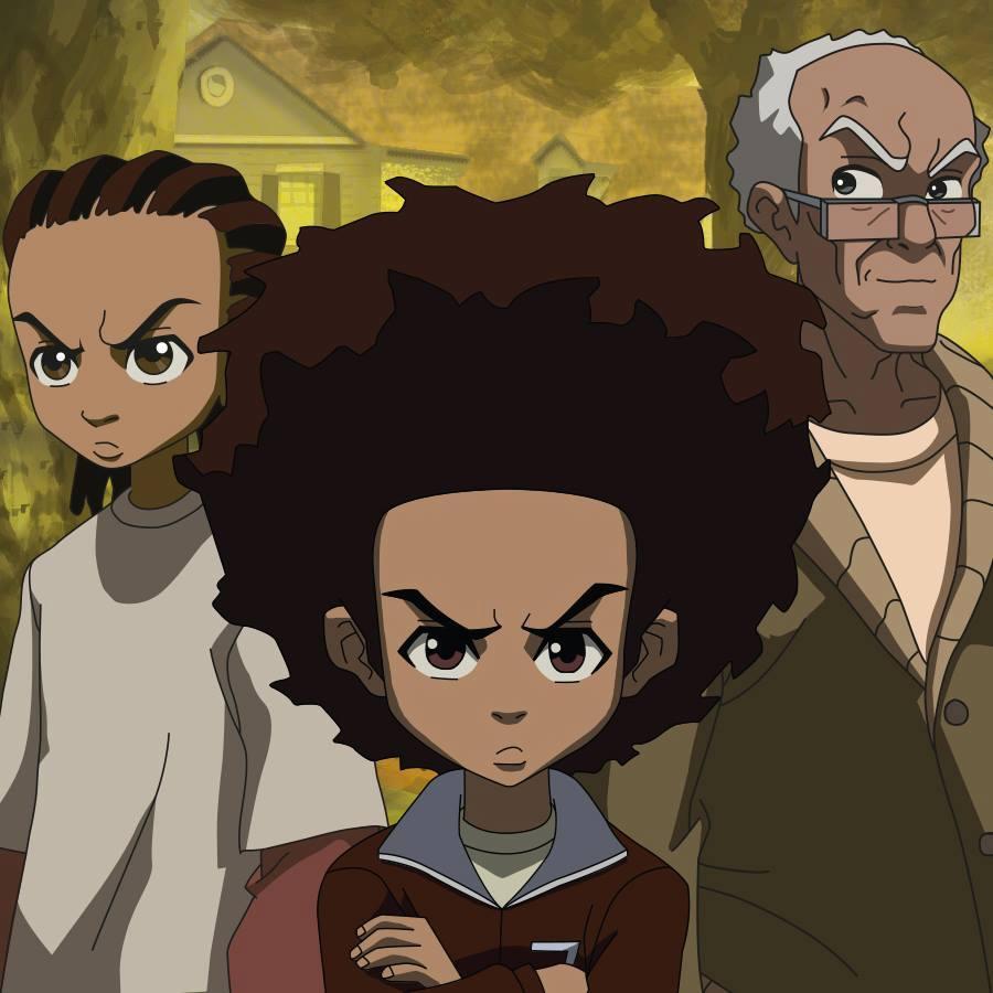 HBO Max vai lançar revival da série animada The Boondocks | Pipoca Moderna