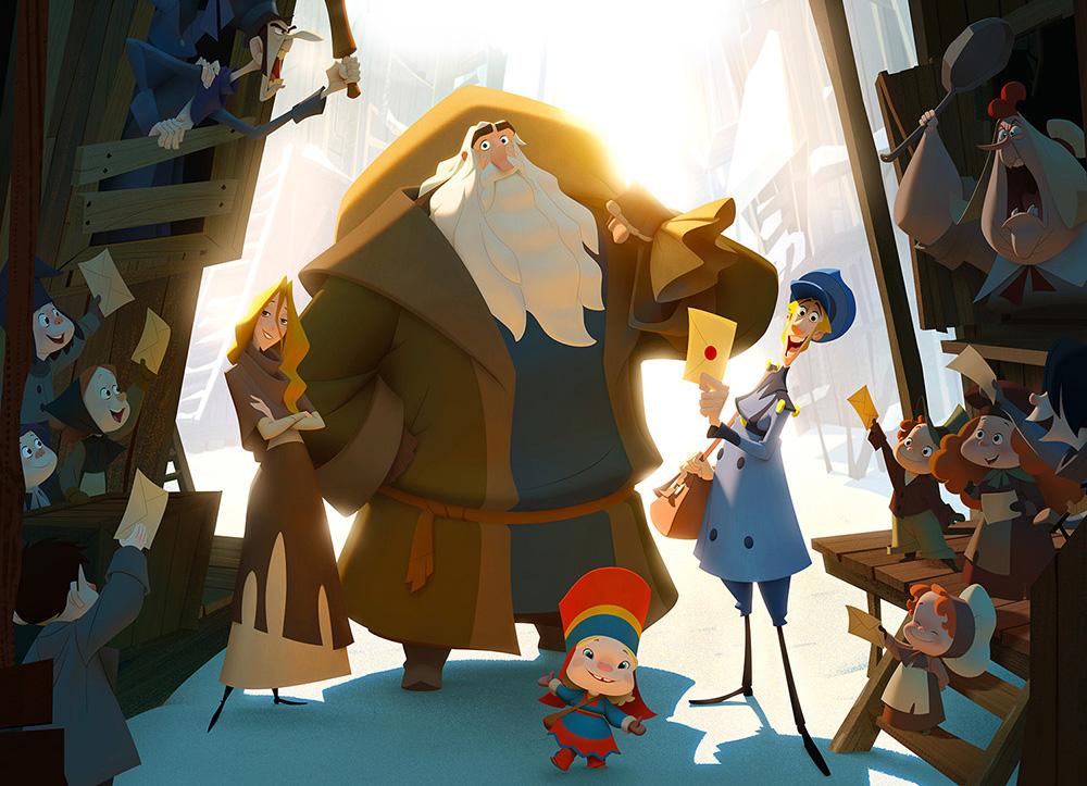 Klaus: Animação da Neflix ganha trailer com dublagem de Rodrigo Santoro | Pipoca Moderna