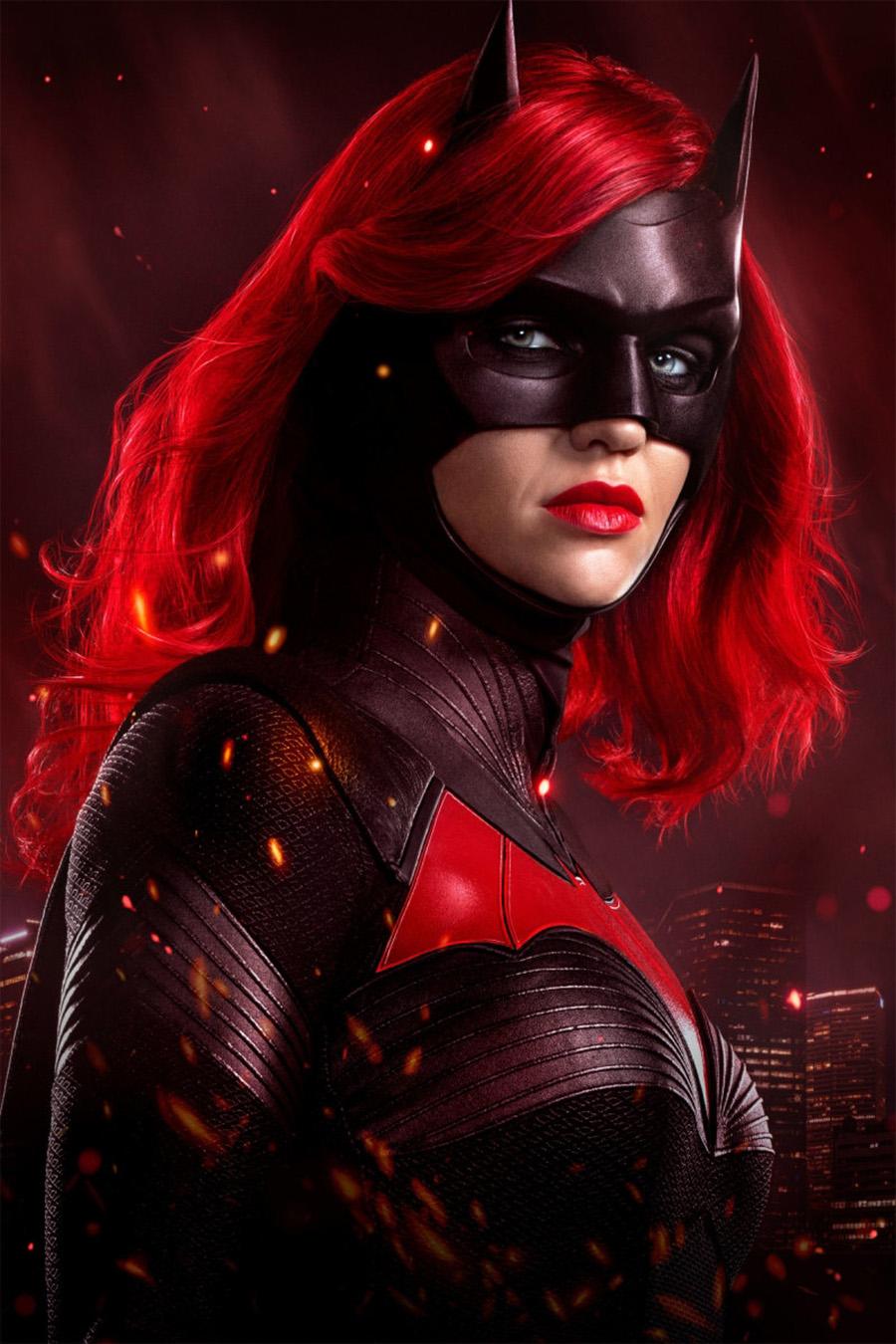 Batwoman: Personagens da série ganham retratos individuais | Pipoca Moderna