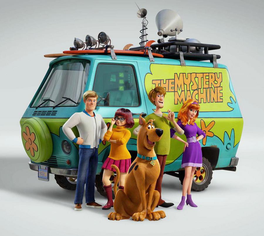 Animação do Scooby-Doo para o cinema ganha primeiras fotos   Pipoca Moderna