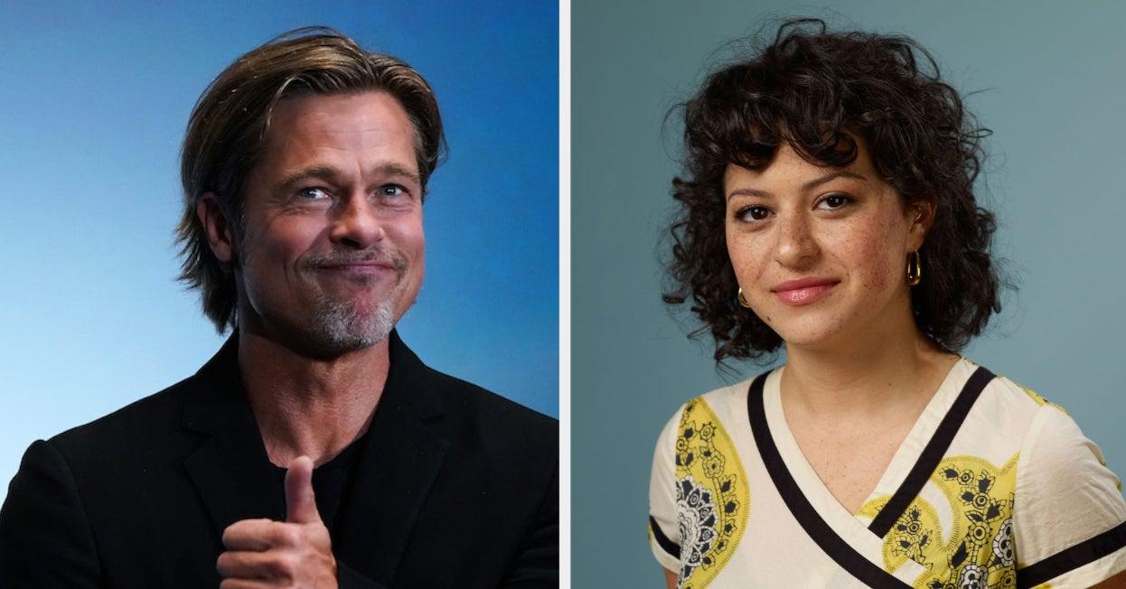 Brad Pitt estaria namorando atriz de Arrested Development | Pipoca Moderna