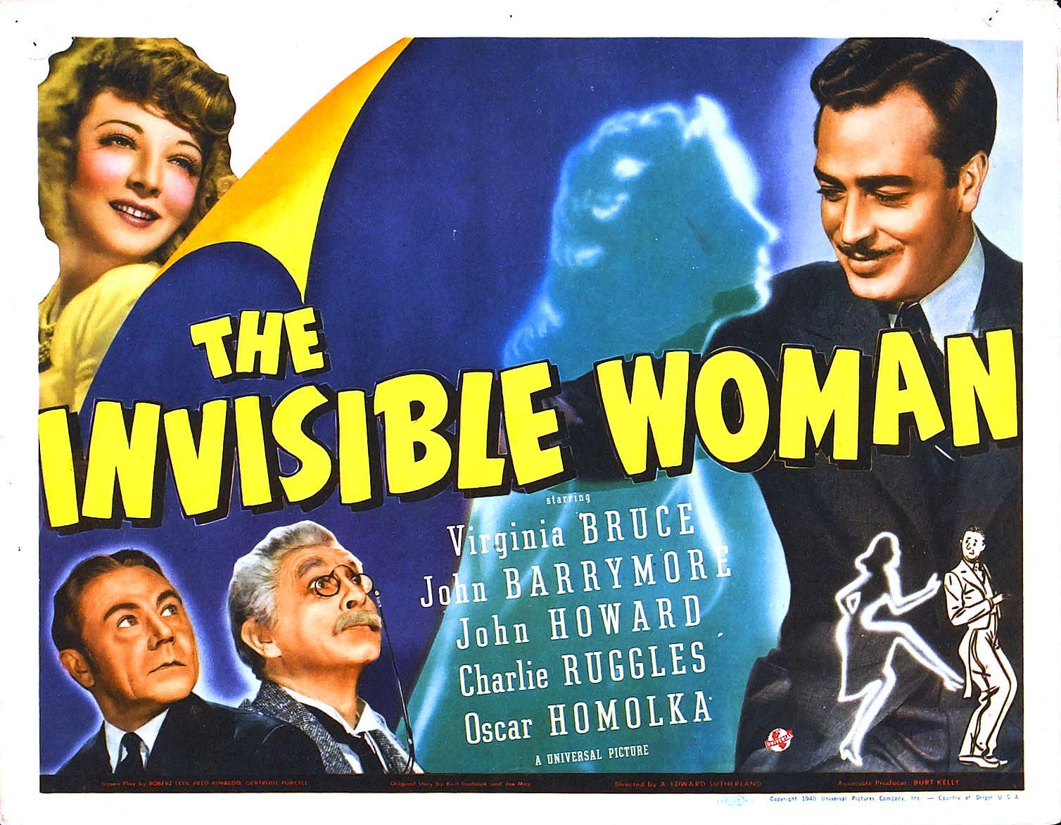 A Mulher Invisível | Elizabeth Banks vai estrelar e dirigir remake de terror