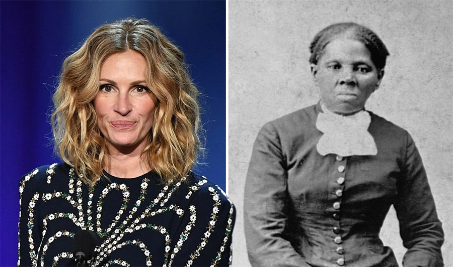Estúdio queria Julia Roberts no papel da ex-escrava abolicionista Harriet Tubman | Pipoca Moderna