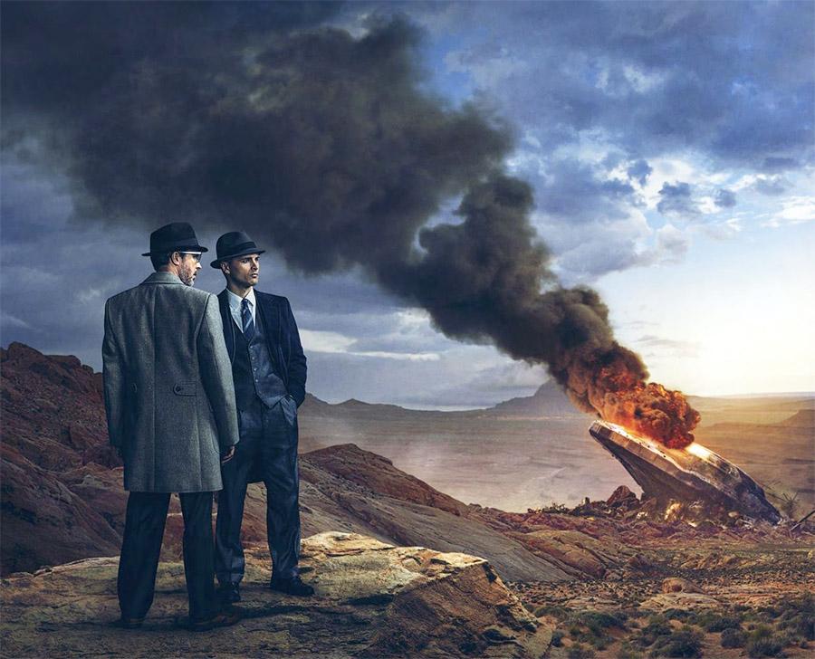 Projeto Livro Azul: Trailer da 2ª temporada explora mistério da Área 51 | Pipoca Moderna