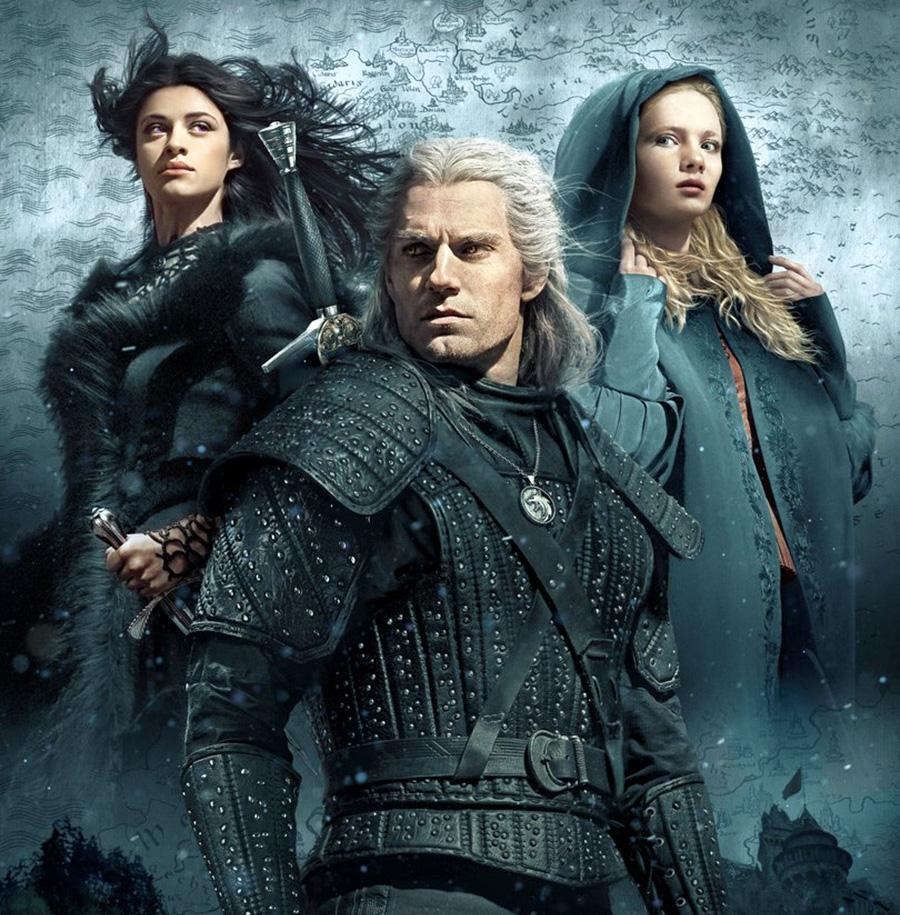 The Witcher: Série de fantasia estrelada por Henry Cavill ganha novo pôster | Pipoca Moderna