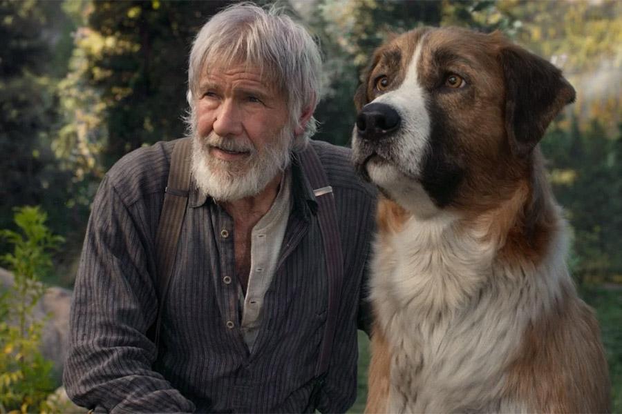 O Chamado da Floresta: Harrison Ford contracena com cachorro digital no trailer da nova versão do clássico | Pipoca Moderna