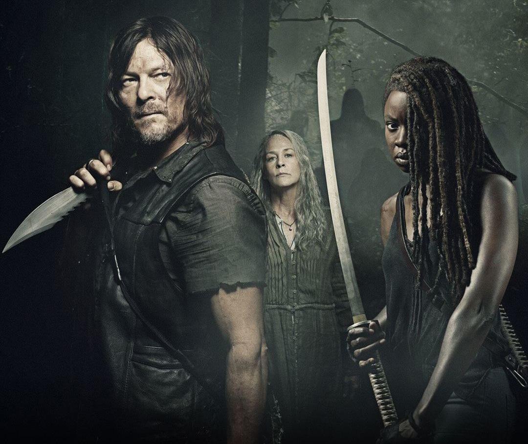 The Walking Dead anuncia final das gravações da 10ª temporada | Pipoca Moderna