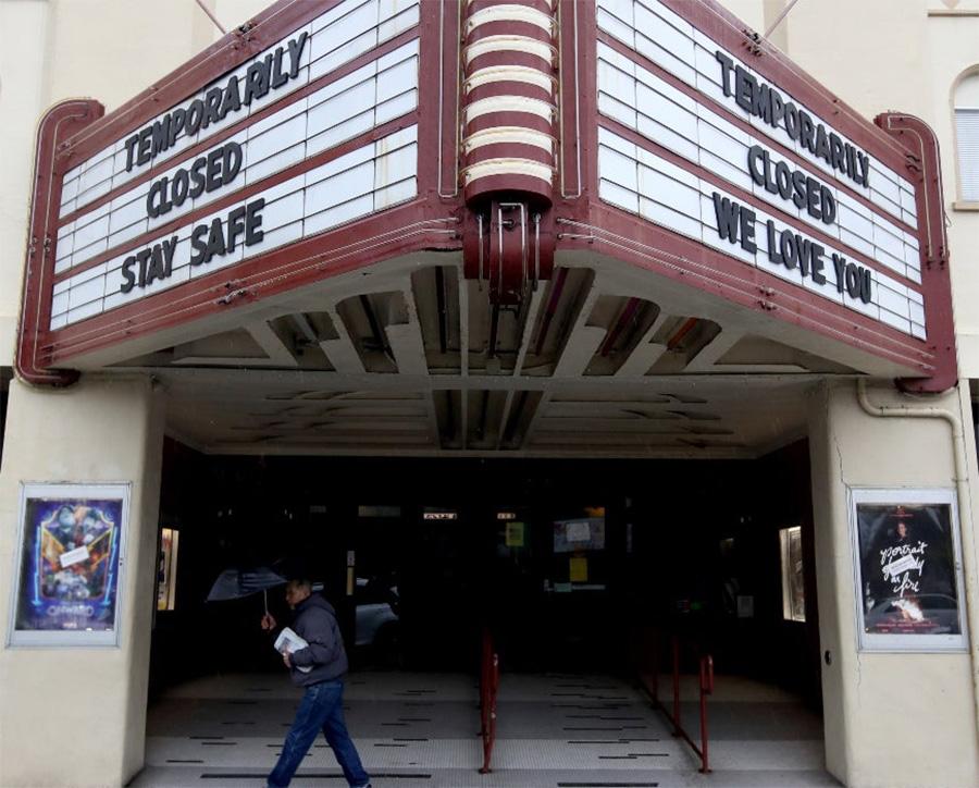 Los Angeles e Nova York fecham todos os cinemas | Pipoca