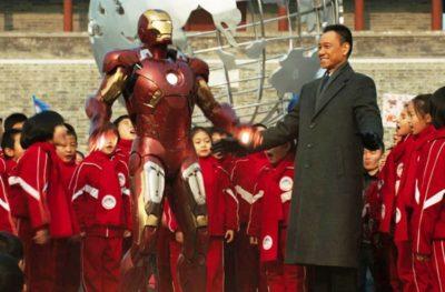 Estudo denuncia controle da China sobre conteúdo do cinema americano