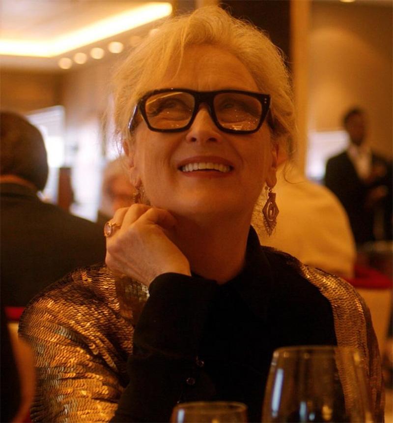 Meryl Streep fez novo filme de Steven Soderbergh em duas semanas e sem roteiro