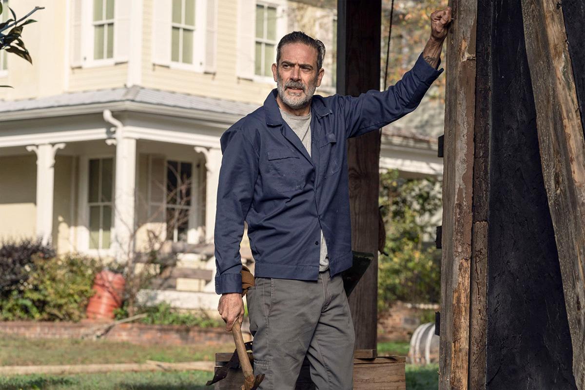 """""""The Walking Dead"""" revela cena de Negan no capítulo final ..."""